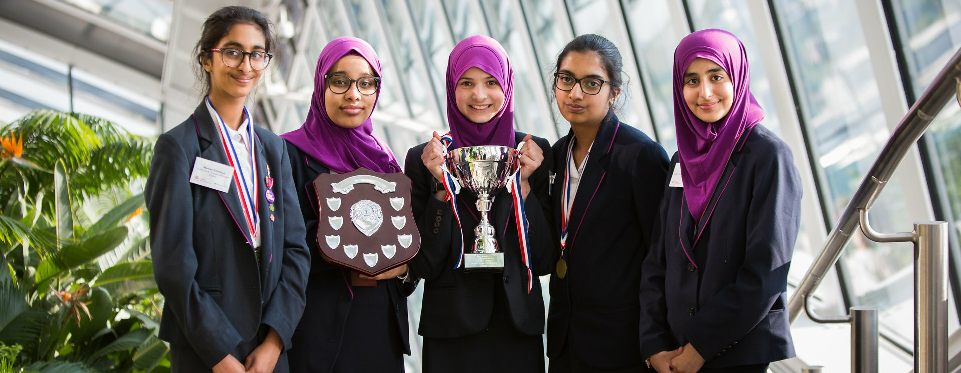Enterprise Challenge Winners